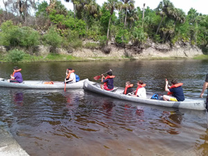 canoe safari arcadia florida things to do desoto county